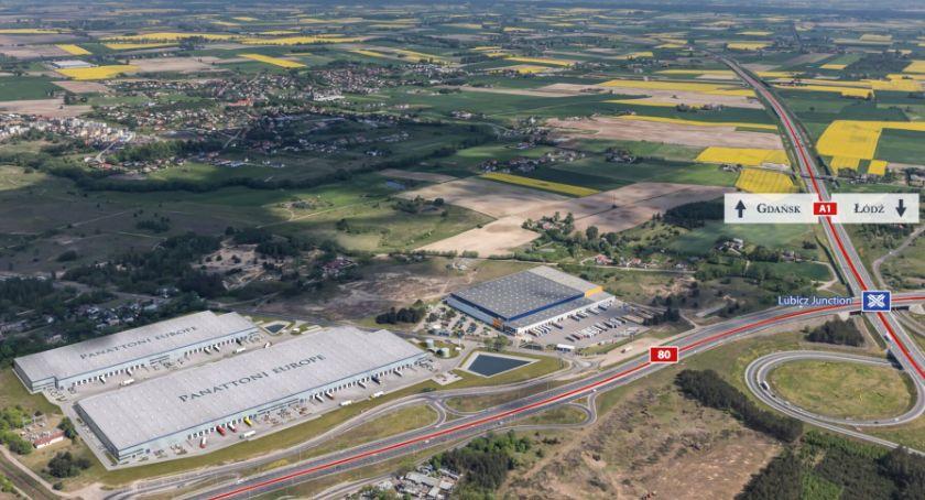 Inwestycje, powstaje potężne centrum dystrybucyjne Toruniu - zdjęcie, fotografia