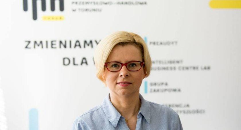 Biznes, Marta Olszewska Celem nadrzędnym konferencji inspirowanie - zdjęcie, fotografia