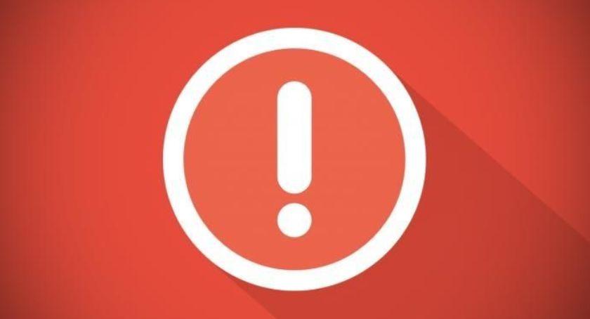 Komunikaty, Urząd Wojewódzki ostrzega Toruniu zostanie wprowadzony stopień alarmowy - zdjęcie, fotografia