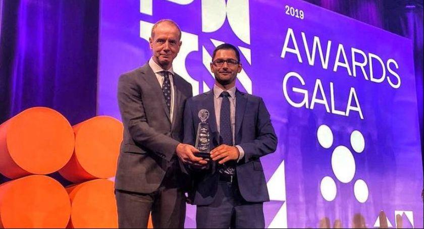 Biznes, Toruńska firma otrzymała prestiżową nagrodę Stanach Zjednoczonych [FOTO] - zdjęcie, fotografia