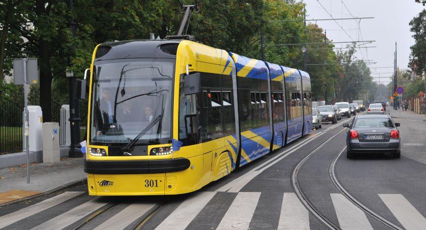 Komunikacja miejska, przyszłego tygodnia rusza linia tramwajowa Toruniu - zdjęcie, fotografia