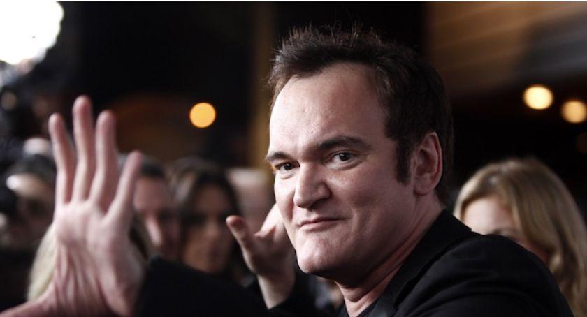 Ciekawostki, Quentin Tarantino Robert Richardson przyjadą Torunia - zdjęcie, fotografia