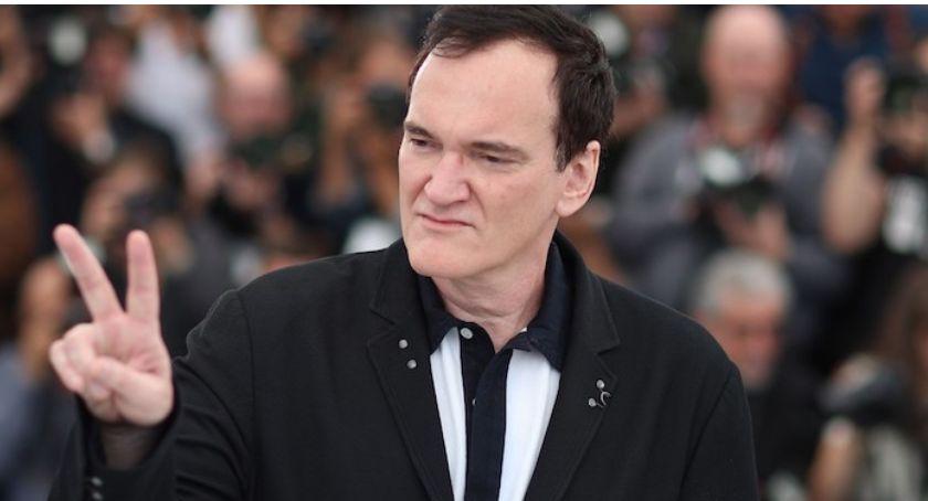 Wydarzenie, Quentin Tarantino wizytą Camerimage Toruniu - zdjęcie, fotografia