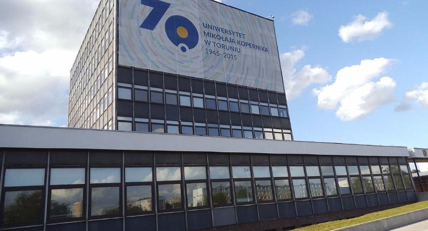 Ciekawostki, Sukces Uniwersytetu Mikołaja Kopernika - zdjęcie, fotografia