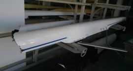 Zobaczcie, jak wygląda zniszczona łódka wioślarki. Jest komentarz Katarzyny Zillmann! [FOTO]