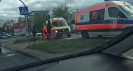 Wypadek na Grudziądzkiej. Samochód potrącił 3 młode osoby!