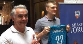 Już wiadomo, dlaczego Gruszecki zdecydował się na transfer do Torunia