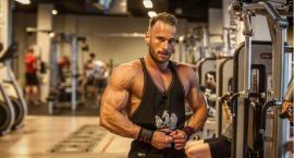 Arnold Swarzenegger z siłowni Champion. Rozmawiamy z Radkiem Smykiem