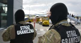 Awantura w samolocie: skandaliczne zachowanie mieszkańca okolic Torunia