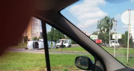 UWAGA! Groźny wypadek przy Kaszowniku [FOTO]
