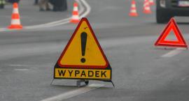 Uwaga! Wypadek autokaru