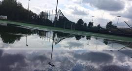 Burza totalnie zniszczyła stadion Pomorzanina [FOTO]