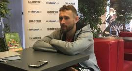 Łukasz Wiśniewski o funkcji kapitana, nowym sezonie i najbliższych