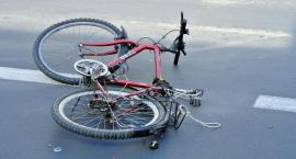 Tragedia na drodze. Pod Toruniem zginął rowerzysta!
