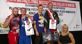 Torunianin został Mistrzem Polski w boksie