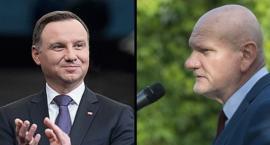 Prezydent Zaleski odmówił prezydentowi Dudzie