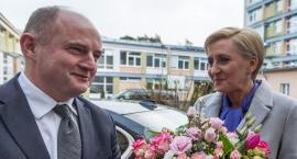 Agata Duda odwiedziła Toruń. Co robiła w naszym mieście? [FOTO]