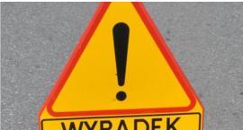 Uwaga kierowcy! Wypadek na trasie Toruń-Bydgoszcz