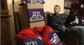 Oto Toruń i ZDB Rogowo odwiedzili młodzież z placówki Opiekuńczo-Wychowawczej nr 5 [FOTO]