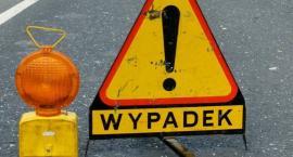 Niebezpieczna środa na drogach. Kolejny wypadek! [PILNE]