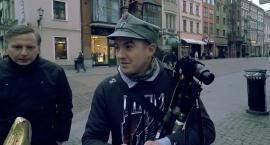 Znany YouTuber odwiedził Toruń [WIDEO]