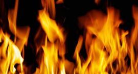 Tragiczny pożar w Toruniu. Nie żyje jedna osoba!