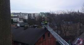 Pożar na Chełmińskim Przedmieściu!
