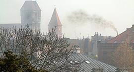 W Toruniu jest bardzo zła jakość powietrza! Gdzie jest najgorzej?