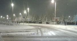 Atak zimy w Toruniu! [FOTO]