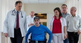 Czas na kolejny etap rehabilitacji Tomasza Golloba. Mistrz wybiera się w daleką podróż