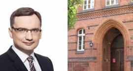 Zbigniew Ziobro robi w Toruniu porządki! Duże zmiany w Sądzie Rejonowym...