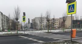 Śmierć na przejściu dla pieszych na Trasie Średnicowej [FOTO]