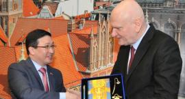 Ambasador Kazachstanu odwiedził prezydenta Zaleskiego