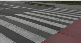 Kolejne potrącenie w okolicach przejścia dla pieszych w Toruniu
