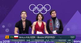 Tak zatańczyła toruńska para na Igrzyskach Olimpijskich [WIDEO]