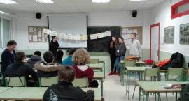 Uczniowie z Lubicza uczyli polskiego w hiszpańskiej szkole [FOTO]