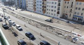 Drogowcy wstrzymali prace na Szosie Chełmińskiej! [FOTO]