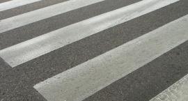 Nowe przejście dla pieszych na Szosie Chełmińskiej. Będzie bezpieczniej? [FOTO]
