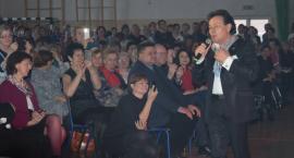 Francesco Napoli zaśpiewał dla kobiet w Lubiczu [FOTO]