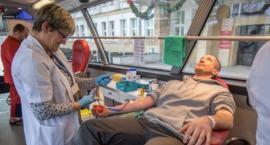 W czwartek możesz oddać krew i pomóc potrzebującym [SZCZEGÓŁY]