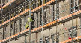 Sprawdź jak idzie budowa szpitalnego miasteczka