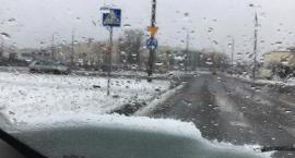 Nagły atak zimy w Toruniu. Ale to jeszcze nie koniec... [FOTO]