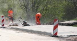 Czas na kolejny etap przebudowy drogi wojewódzkiej nr 548. Będą utrudnienia dla kierowców