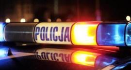 Policyjny pościg ulicami Torunia. Padły strzały!