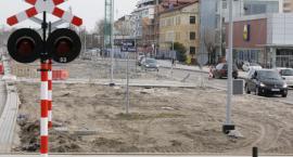 Trwa rozbudowa Szosy Chełmińskiej. Kiedy koniec prac? [FOTO]