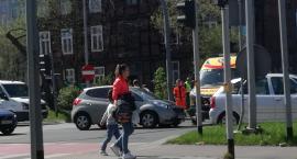 Uwaga! Wypadek na skrzyżowaniu Podgórnej z Grudziądzką [FOTO]