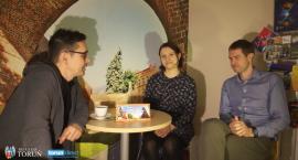 Jak ściągać turystów do Torunia? Rozmawiamy z Anną i Piotrem Gajewskimi [WIDEO]