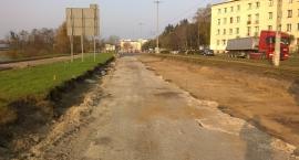 Utrudnienia Przy Kaszowniku. Trwa przebudowa skrzyżowania [FOTO]