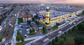 W Toruniu ruszyła budowa nowego parku handlowego! [WIZUALIZACJE]