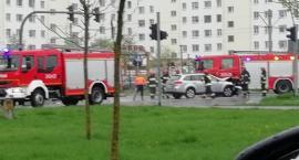 Wypadek na Szosie Lubickiej. Są osoby poszkodowane [PILNE]